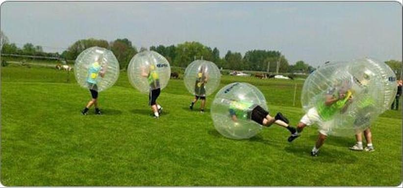 bubble-football