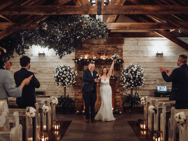 Real Covid Wedding: Adele and Andy, South Causey Inn in Durham