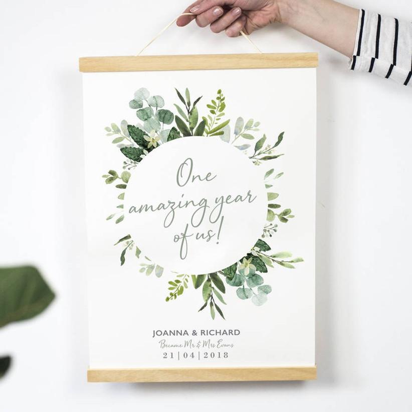 original_personalised-paper-anniversary-foliage-wreath-print