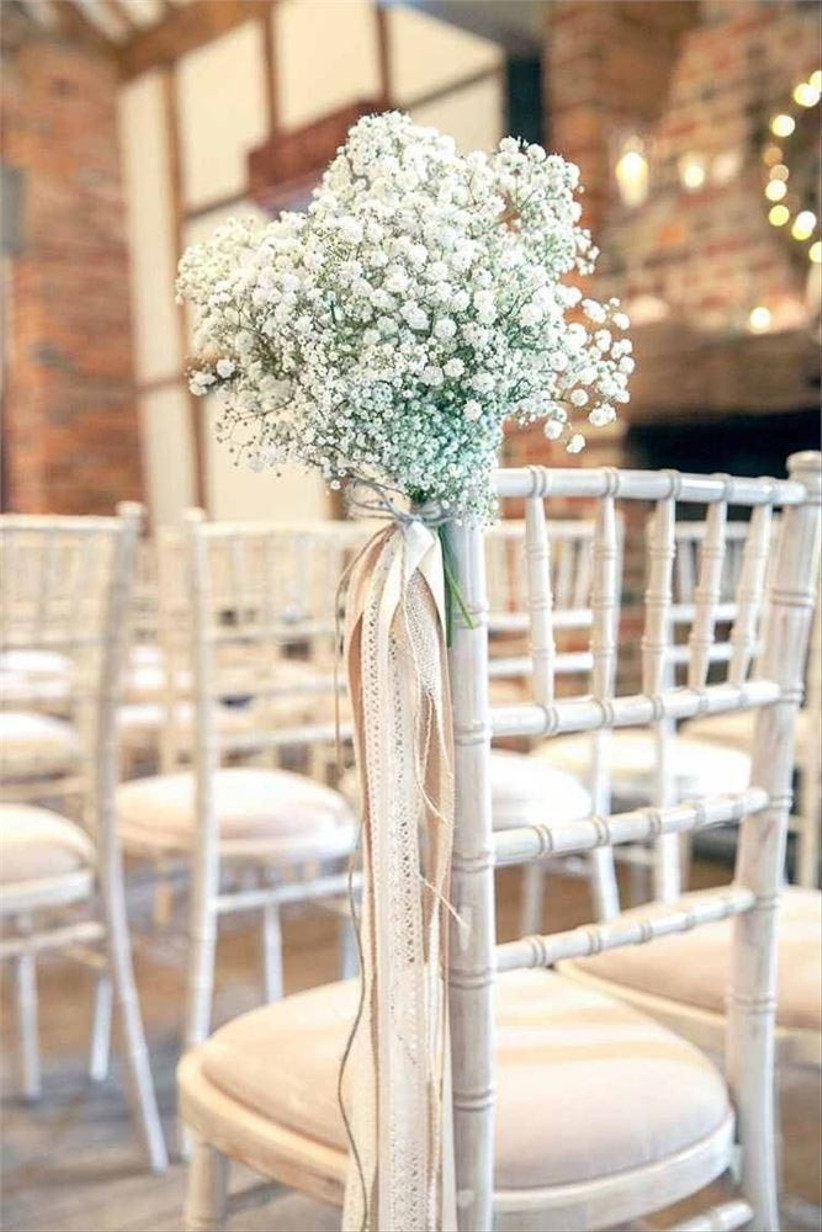gypsophila-wedding-chair-decorations