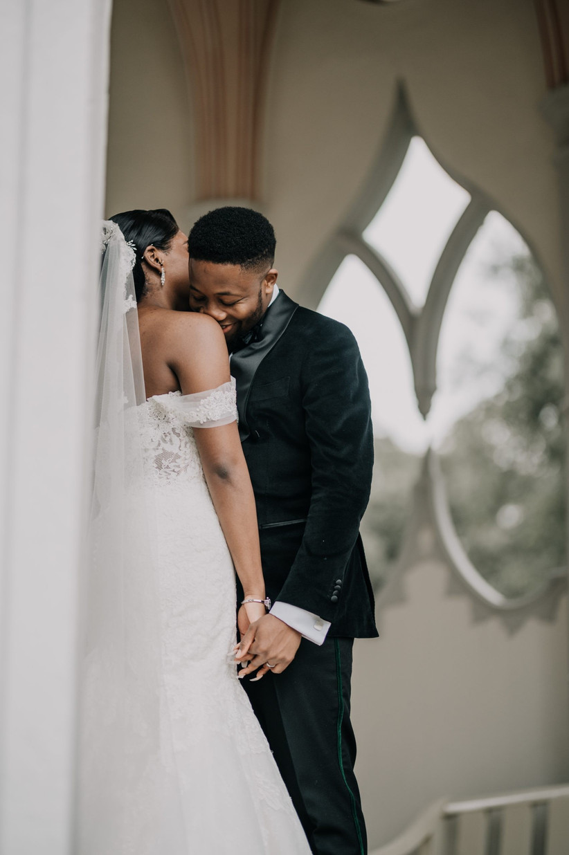 Joy and Emmanuel - The Conservatory at Painshill