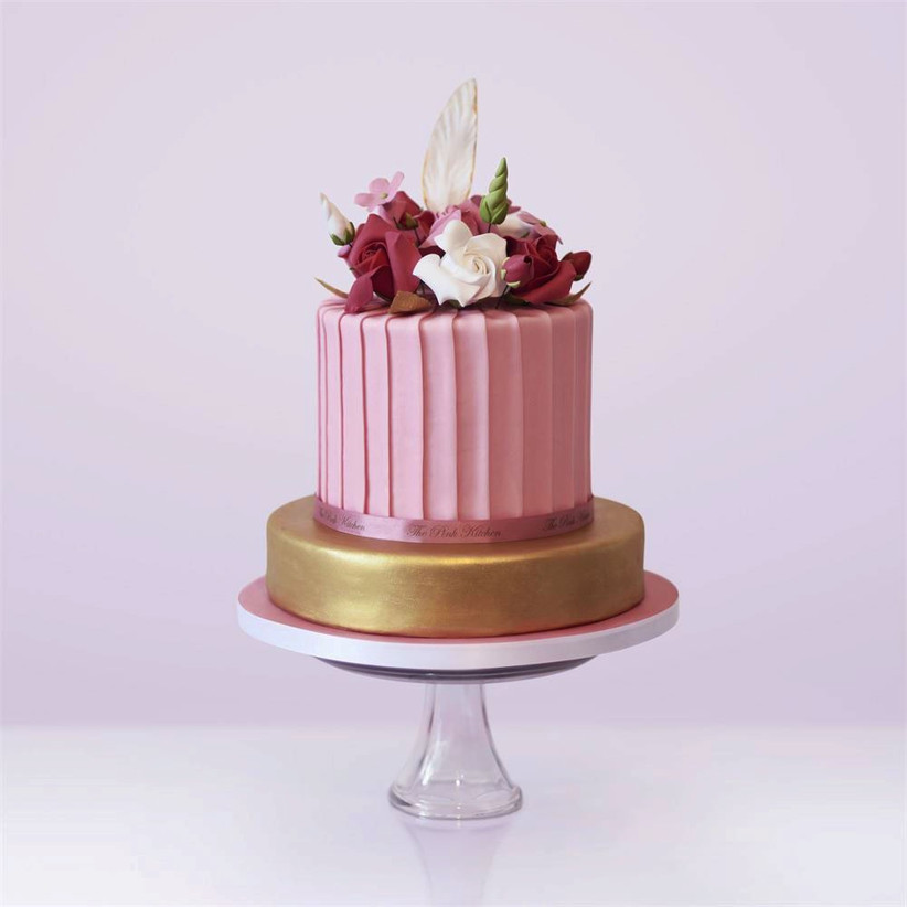 Engagement Cakes And Cake Toppers Our Favourite Designs Hitched Co Uk
