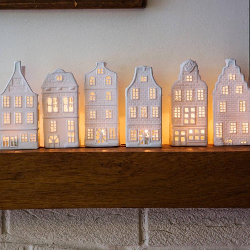 18th Anniversary Gifts Tea Lights