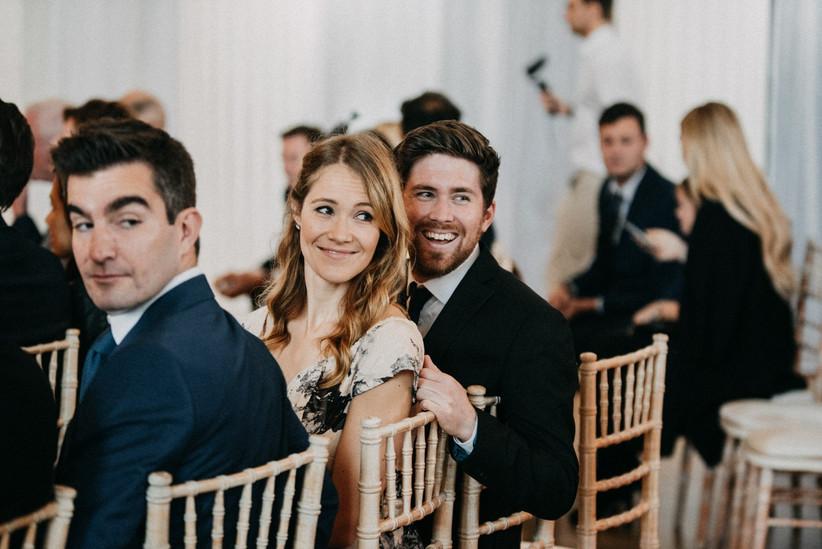 Ex at wedding - Emily Black