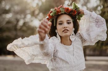 17 Best Wedding Makeup Ideas for Black Brides