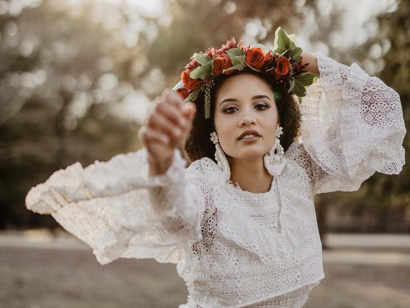 Wedding makeup ideas for Black brides hero