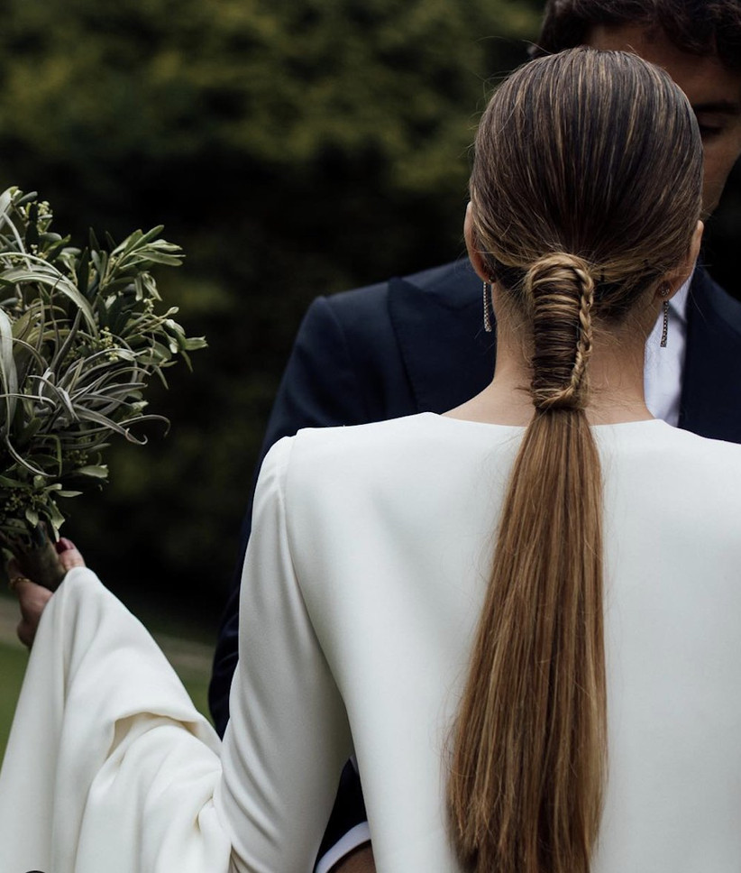 Best wedding hairstyles for long hair 32