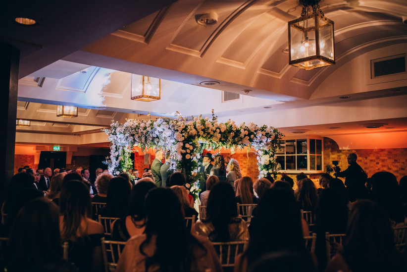 Charlotte and James - The Brewery Wedding