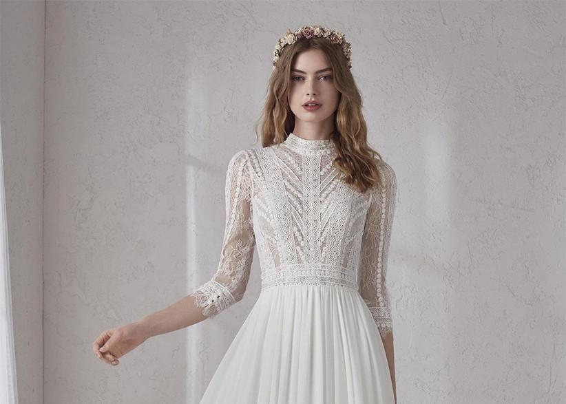 10 Beautiful Vintage-Inspired Wedding Dresses - hitched.co.uk