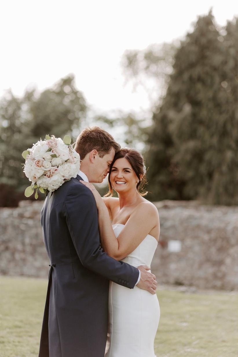 Abi and Jon - Farnham Castle Wedding