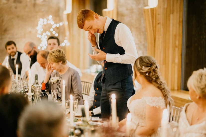 Groom Speech Tips - Ed Godden Photography