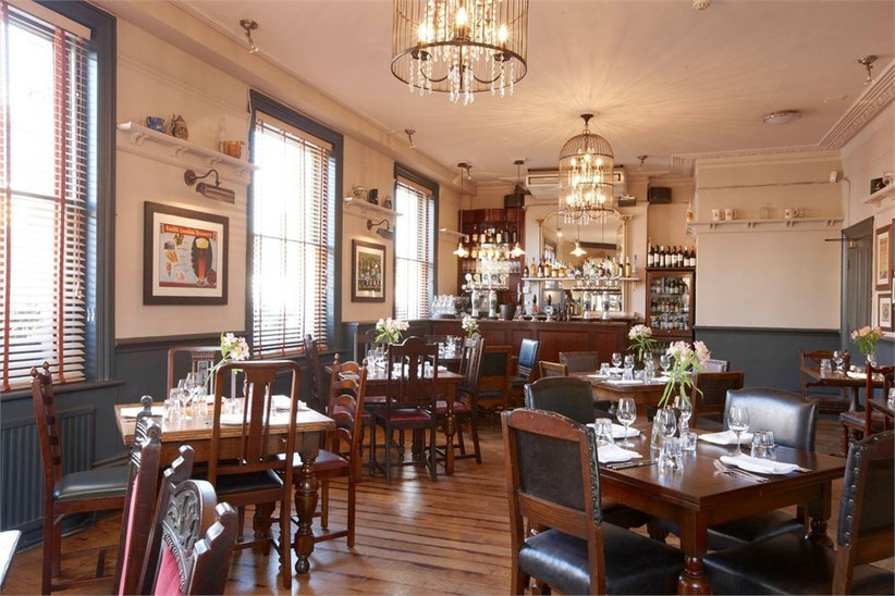 London Pub Wedding Venues The White Horse 2