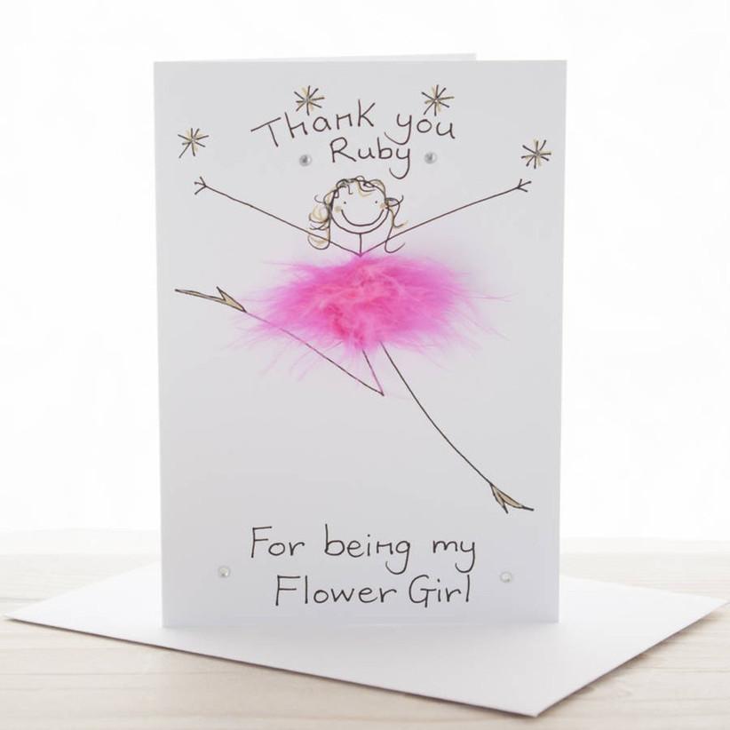 pink-fluffy-flower-girl-card