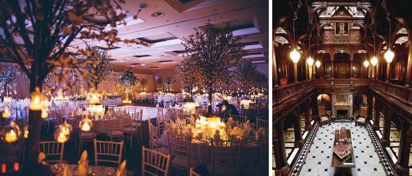 glamorous-wedding-decor-at-crewe-hall