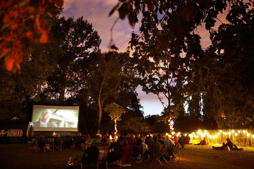 outdoor-cinema-for-your-london-hen-party-2