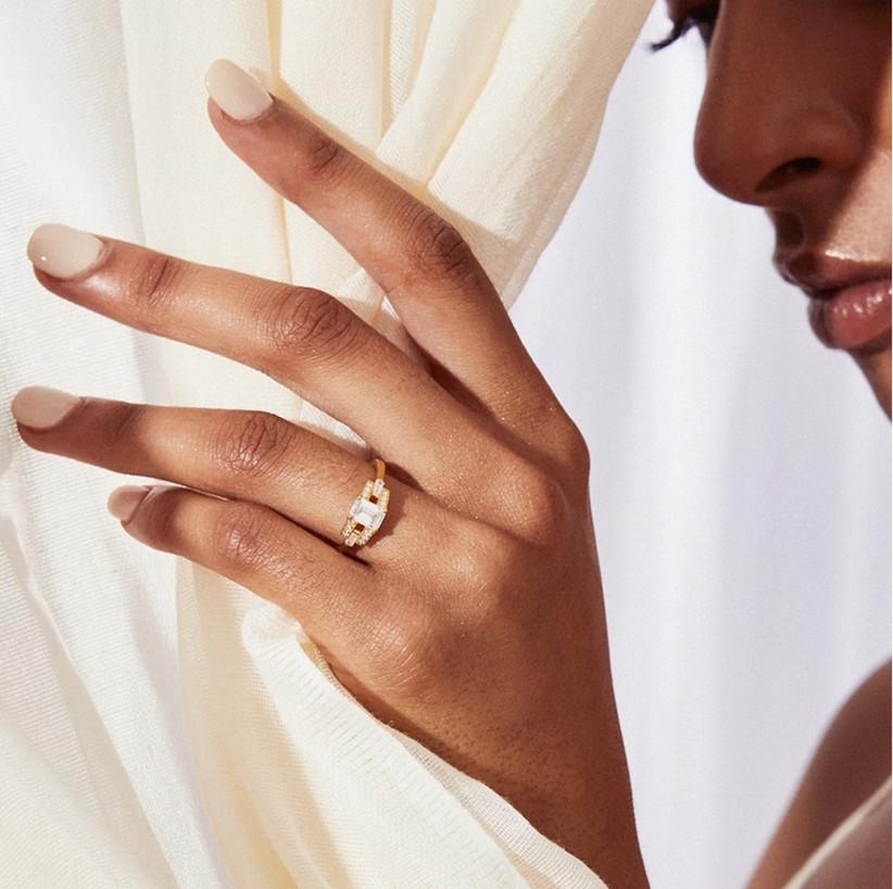 Unique engagement rings 16