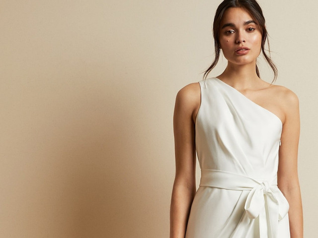 21 White Bridesmaid Dresses That Won't Upstage the Bride