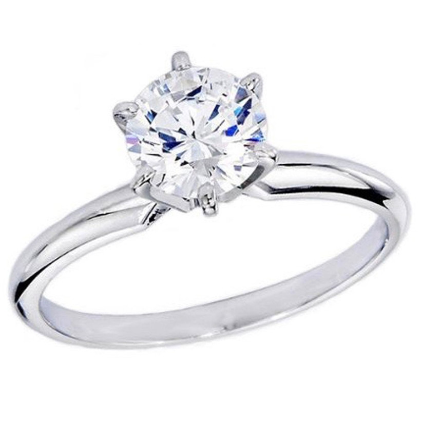 2.-simple-engagement-rings-real-round-diamond-ladies-solitaire-ring-amazon