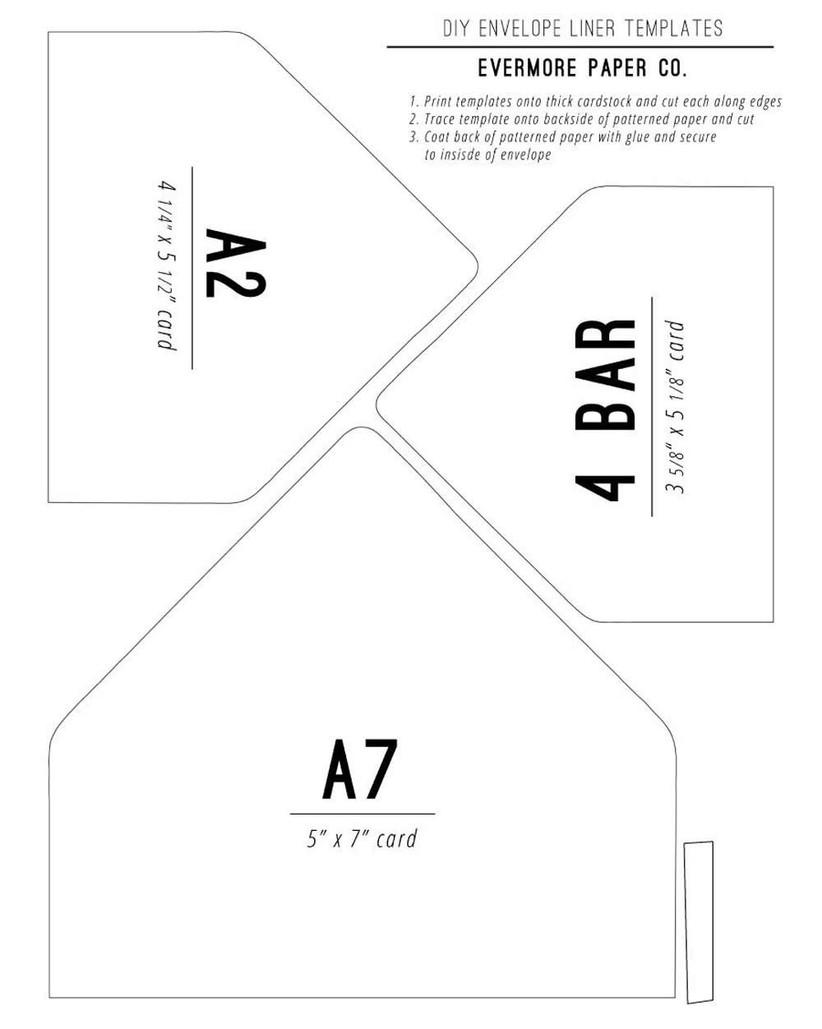 diy-wedding-stationery-envelope-liners