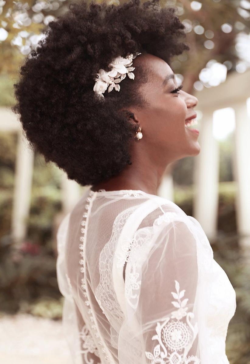 Black wedding hairstyles 11