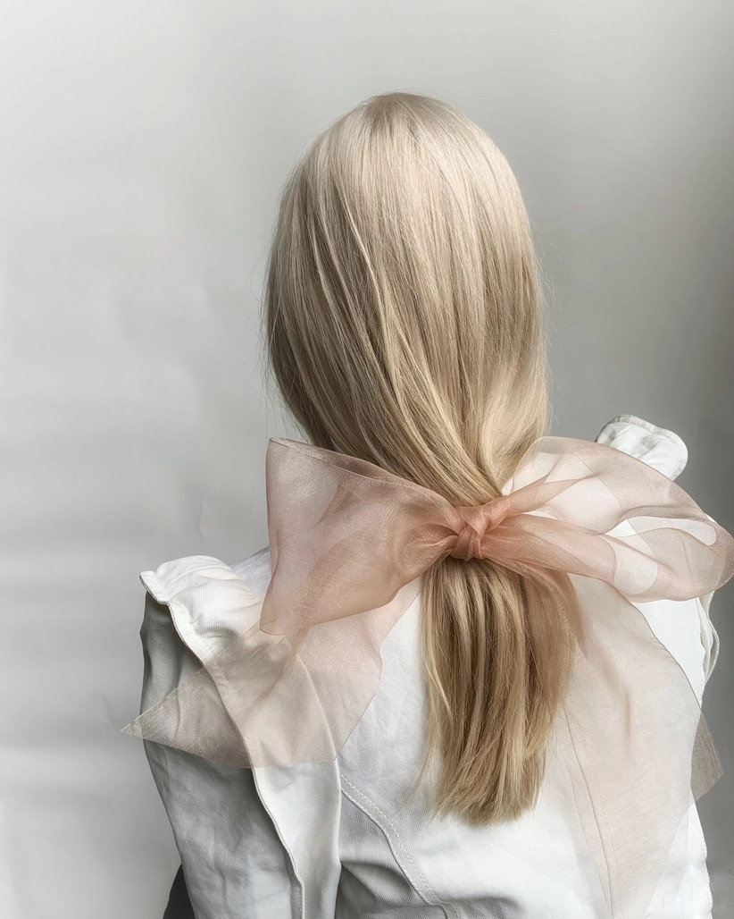 Best wedding hairstyles for long hair 36