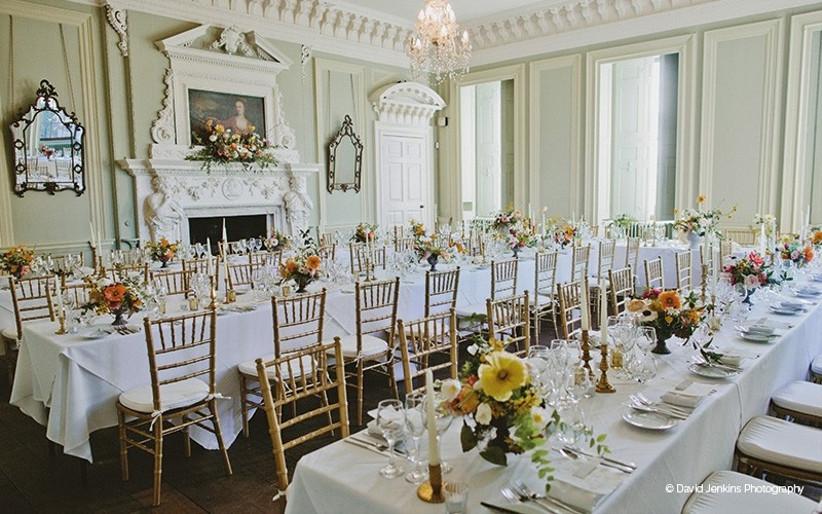 Davenport House reception