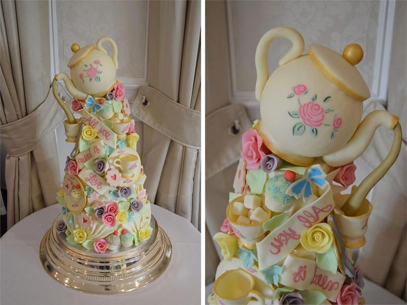 vintage-tea-party-wedding-cake