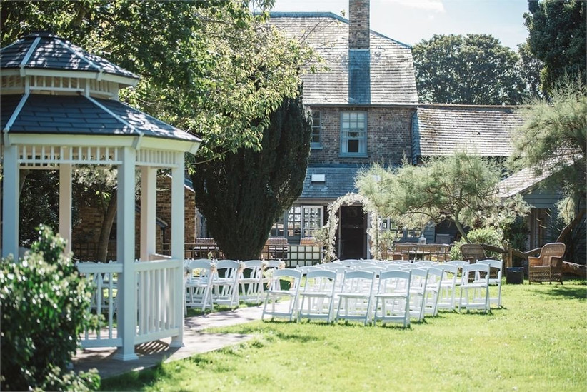 The Best Small Wedding Venues in the UK