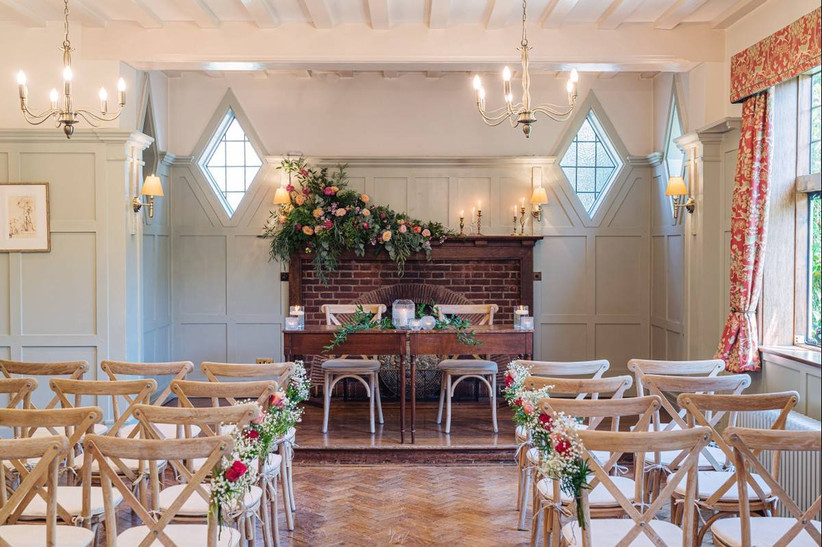 small wedding venue packages