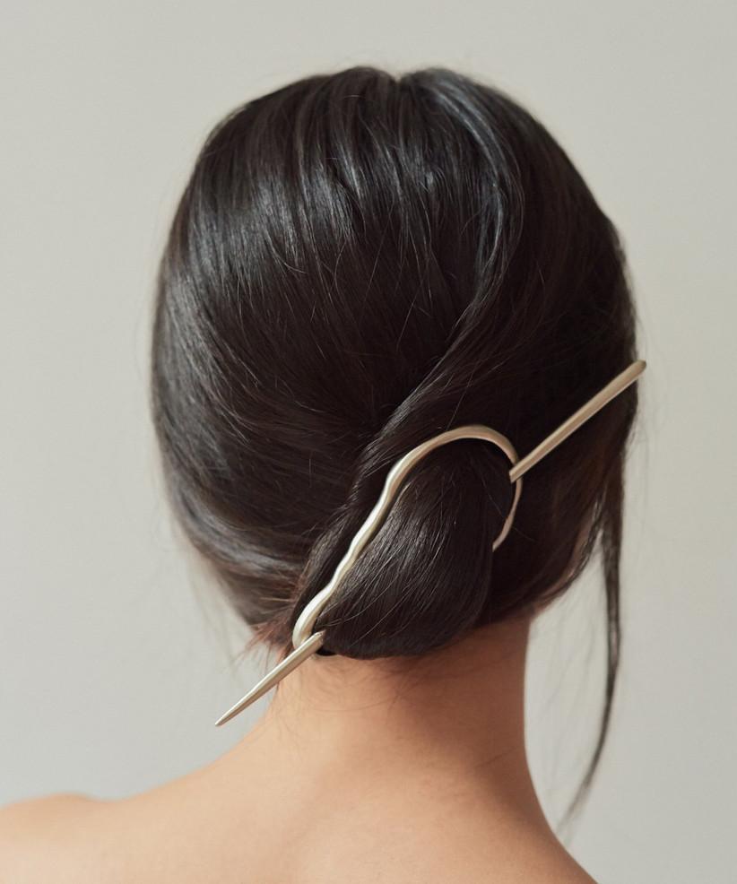 Wedding hair updo ideas 19