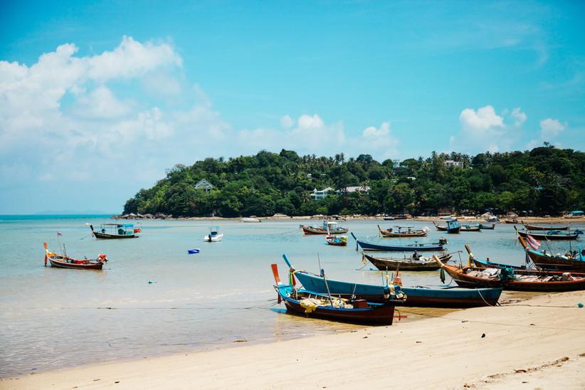 Most Popular Honeymoon Destinations Thailand