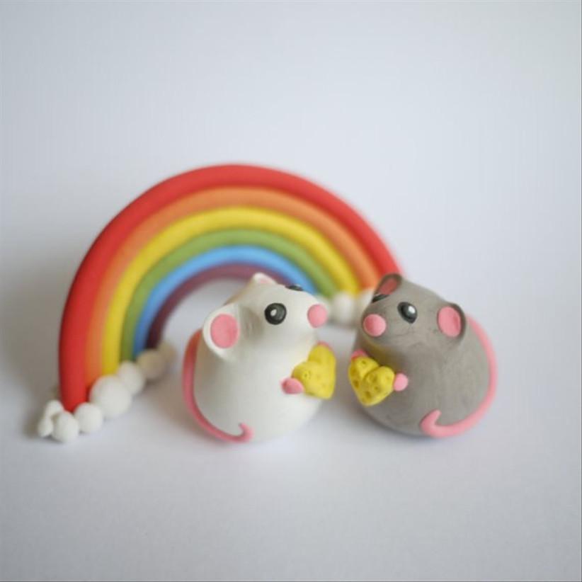 mice-same-sex-wedding-cake-topper