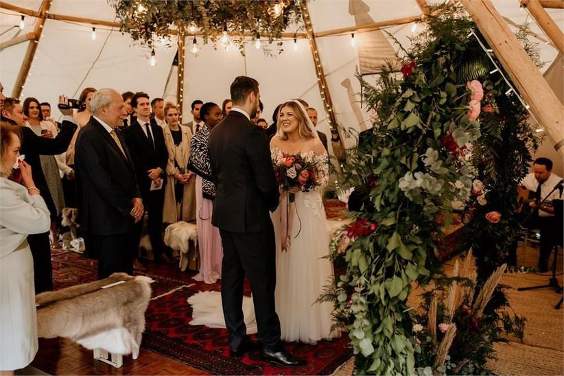 Best Wedding Tipis