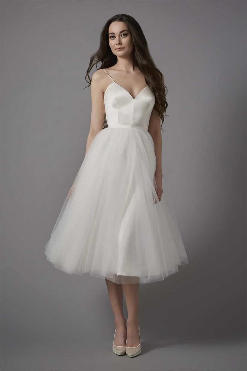 37 Best Short Wedding Dresses For 2020 Hitched Co Uk