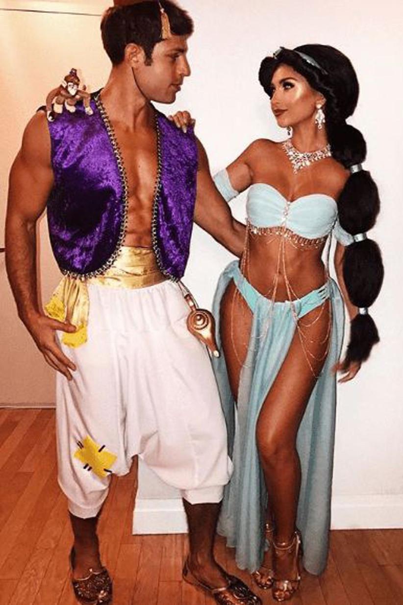 Couples-Halloween-Costumes-Aladdin