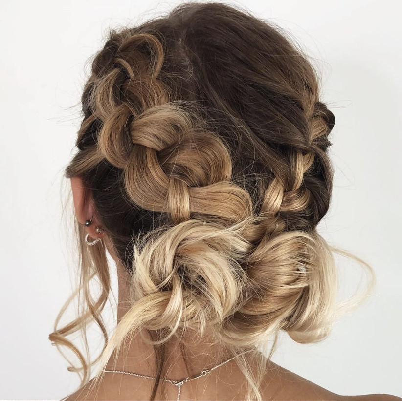 Best wedding hairstyles for long hair 40