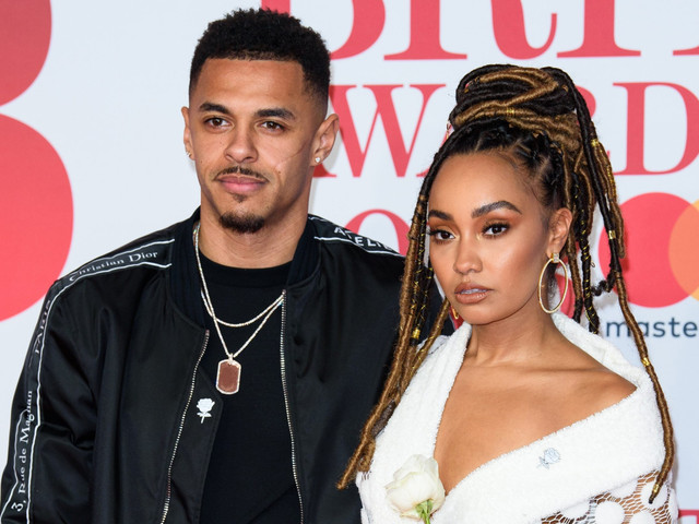 Little Mix Star Leigh-Anne Pinnock is Engaged to Footballer Boyfriend Andre Gray