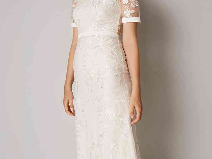 2020 Wedding Dresses for Older Brides,
