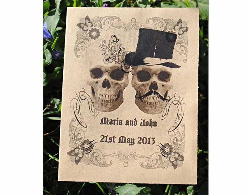 gothic-invitation