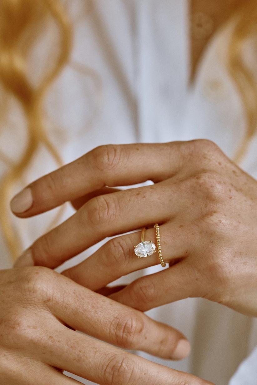 Unique engagement rings 24