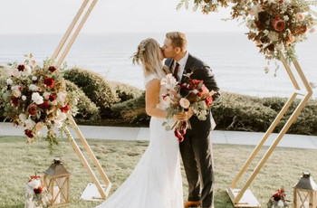 23 Creative and Beautiful Wedding Arch Ideas (and How to Make Your Own)