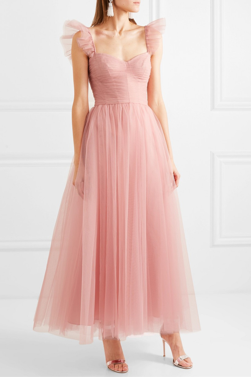 The Best Pink Wedding Dresses