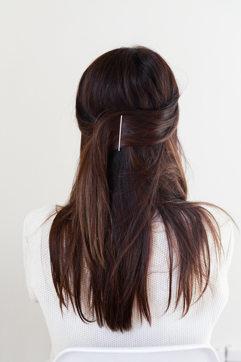 Best wedding hairstyles for long hair 44
