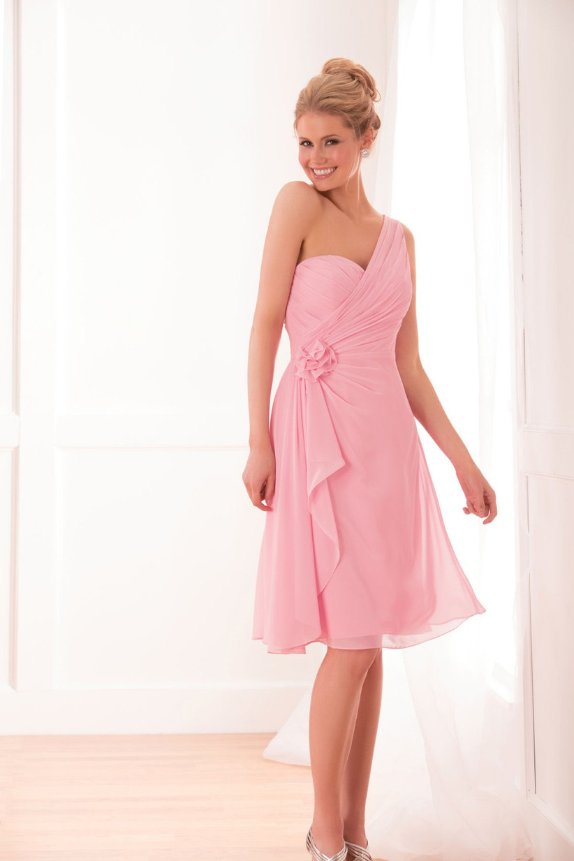 we-love-this-pretty-pink-one-shoulder-bridesmaid-dress-from-b2