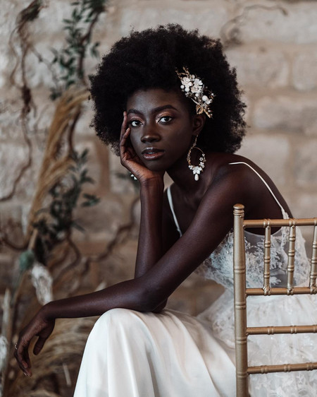 37 Black Wedding Dress and Groomswear Designers You Need to Know