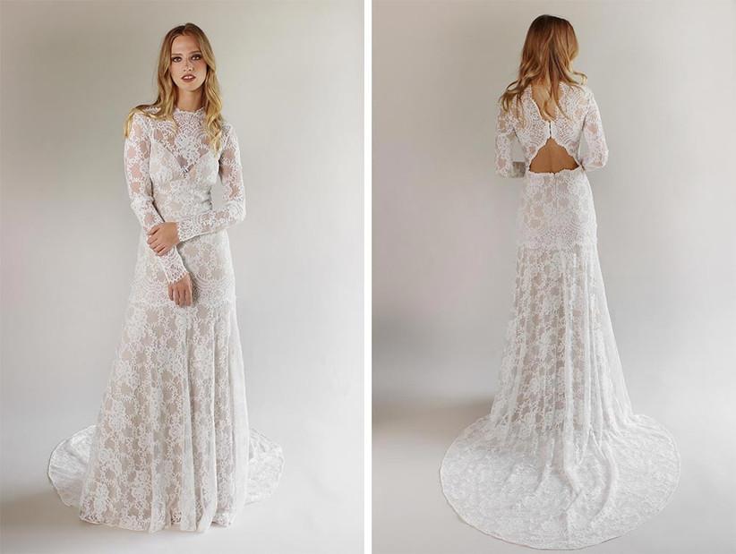 long-sleeved-lace-church-wedding-dress
