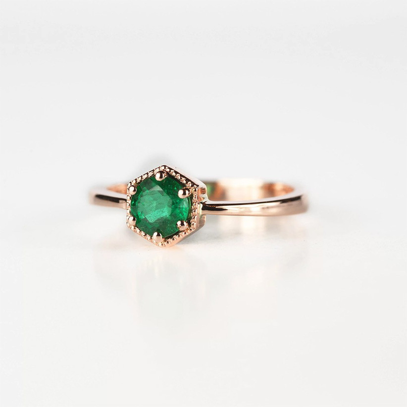 rose-gold-and-emerald-engagement-ring