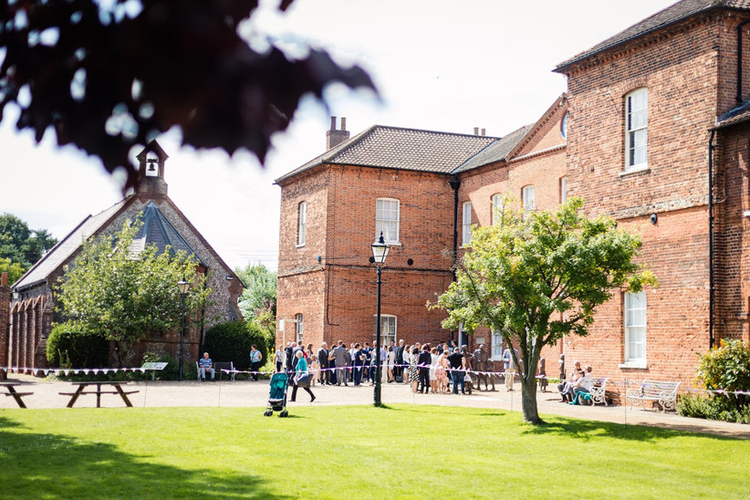 best-wedding-venues-in-norfolk-gressenhall
