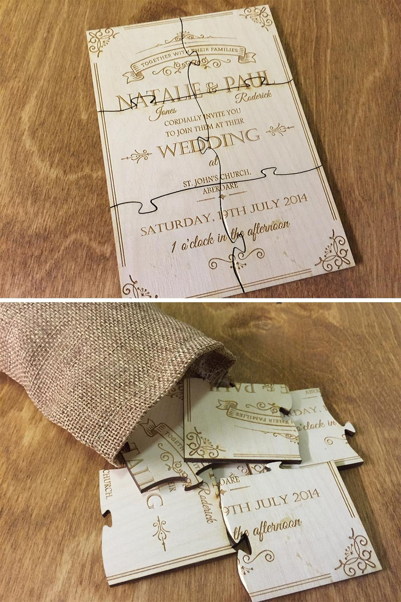 wooden-puzzle-alternative-wedding-invitation