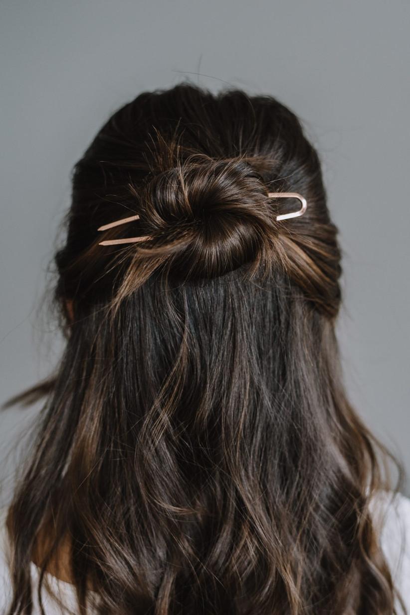 Bridesmaids hairstyles 33